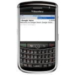 Google Voice update to version 0.2.0.2 for BlackBerry