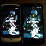 Check out the Android 2.2 benchmark test (video)