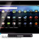 Rumor: Toshiba Folio 100 tablet with Android 2.2 Froyo