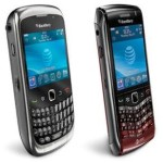BlackBerry Pearl 3G and Curve 3G coming soon on AT&T