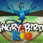 A new Angry Birds version: Angry Birds Rio coming this March (video)