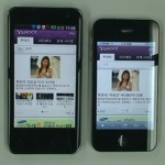 Optimus 2X vs iPhone 4 – Browser speed test (video)