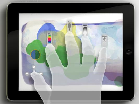 Adobe launches Photoshop Touch SDK, connecting Android tablets with CS5