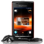 Sony Ericsson W8 is the first Walkman smartphone with Android