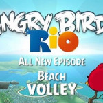 Angry Birds Rio Beach Volley ball update arriving this week (video)