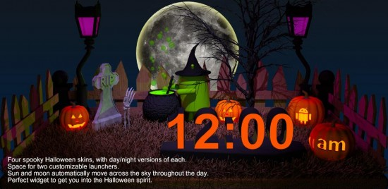 Halloween Themed Apps: Wallpapers, Games and Widgets