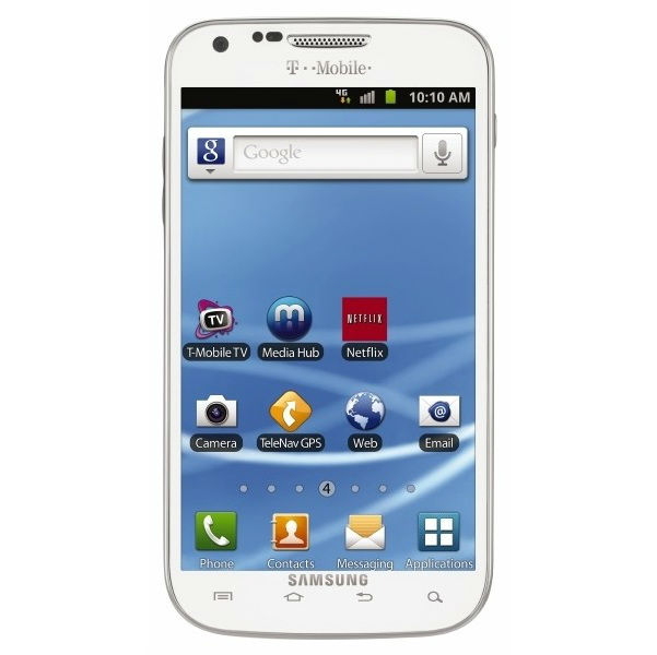 Limited offer from T-Mobile: White Samsung Galaxy S II for $99.99
