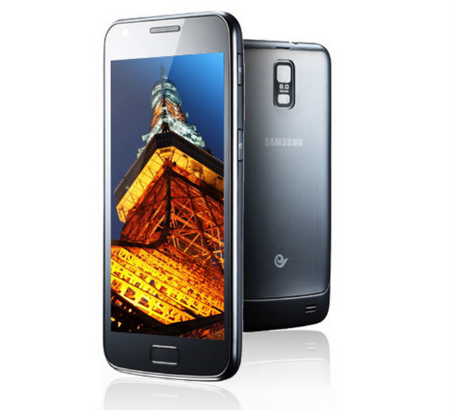 Samsung Galaxy S II DUOS is released in China