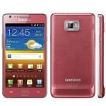 Samsung Galaxy S2 pink release date in Taiwan available