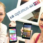 LG presents: Optimus 4X HD and Optimus 3D Max