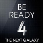 Samsung Galaxy S IV – invitation in Time Square NY have been send today