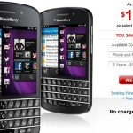 BlackBerry Q10 exclusively for Rogers Canada