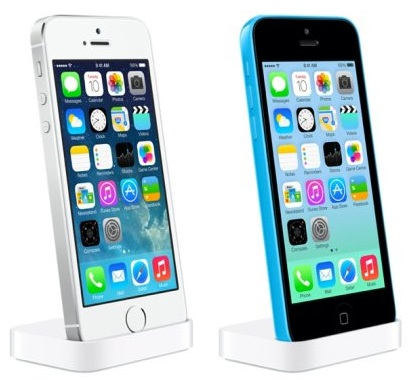 New docks for iPhone 5s and 5c – prices available
