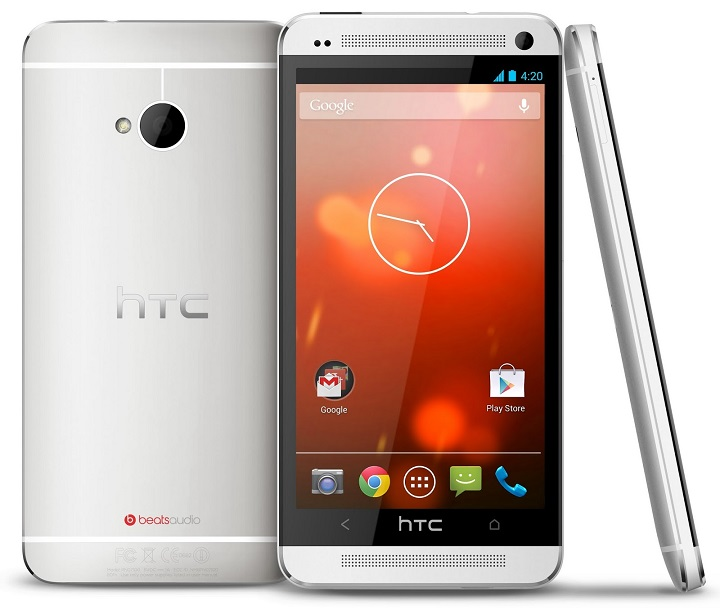 Android Kit Kat for HTC One Google Play Edition now available in US