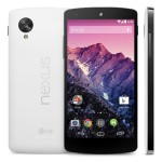 LG Nexus 5 officialy annonuced – 1080p, Android Kitkat, 2.3GHz Quadcore and Snapdragon 800