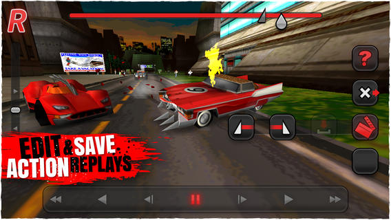 Carmageddon for iOS now with cutted-price on App Store