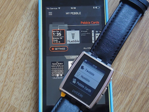 Pebble – great SmartWatch story, great sales