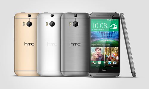 HTC was released three new smartphone in India
