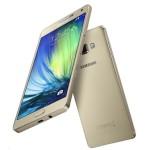 Samsung Galaxy A7 – metal case, 6.3 mm thickness, 64 bit CPU