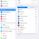 Facebook background activity on iOS how to save battery life