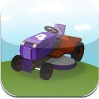 4 LawnMower-Man Game for iPhone