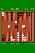 Backgammon Lite Game Android