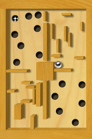 Labyrinth Lite free game for iPhone 2