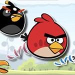 Angry Birds Valentine's Day edition