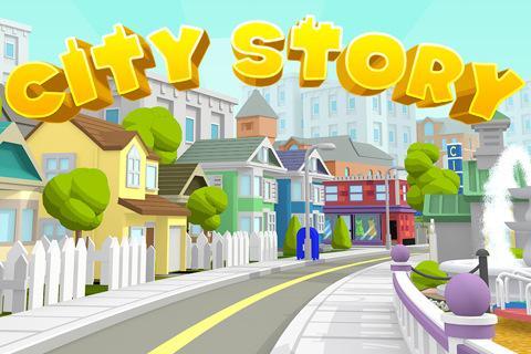 City Story iphone ipad ipod 1