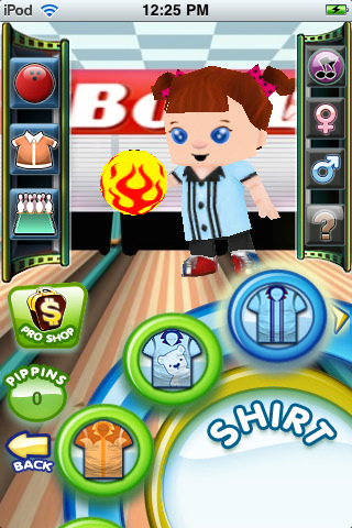 iBowl free game for iPhone iPad iPod 2