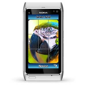 Nokia N8 Puzzle Game