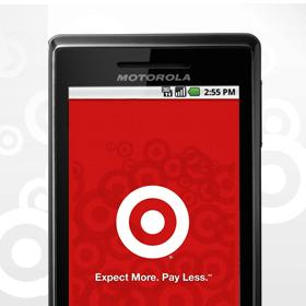 Target app for Android