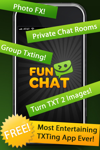 FunChat free app for iPhone