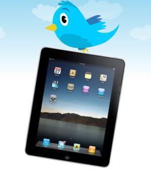 Twitter app for iPad