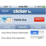 Watch more than 1.800 web series on your iPhone with Clicker app
