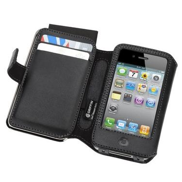 Elan Passport Wallet for iPhone 4