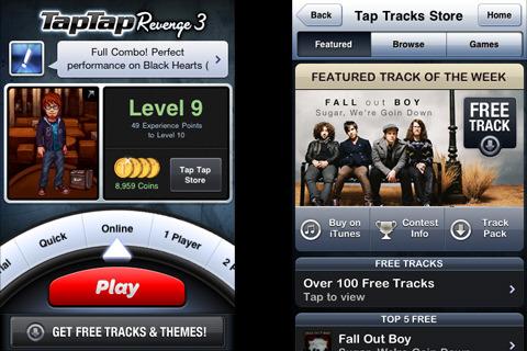 Tap Tap iPhone 4
