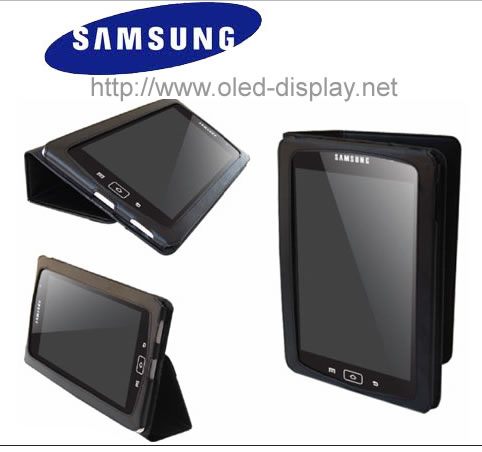 Samsung Galaxy Tab leather bag