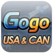 The new 1.2.0 version of Gogo Navigator USA & CAN features Live Traffic