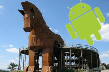 Watch out, a new Android Trojan was found in wild