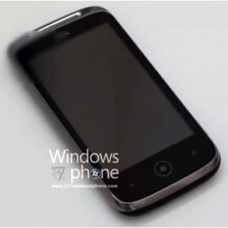 HTC Schubert Windows Phone 7