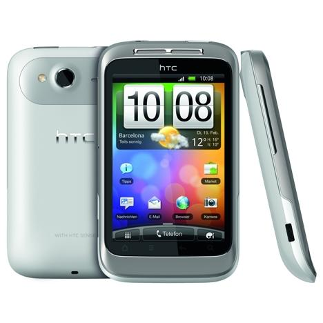 HTC WildfireS