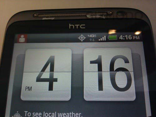 HTC Incredible 4G LTE
