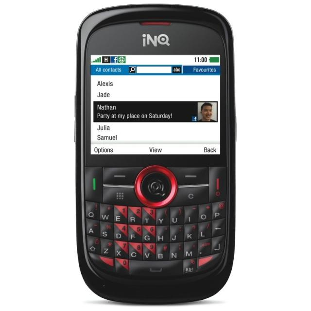 INQ Chat 3G Canada