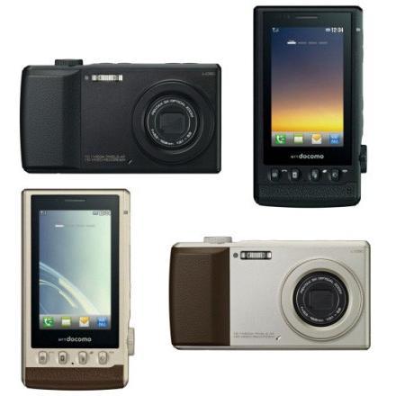 LGL-03C cameraphone