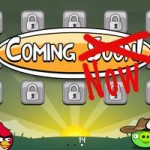 Angry Birds brings 15 new levels and extra features