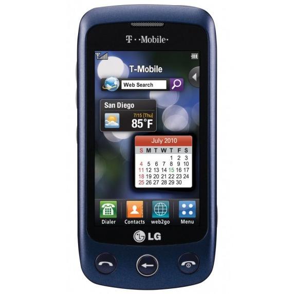 LG Sentio T-Mobile