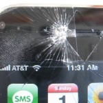 How to replace the iPhone 4 broken screen