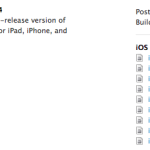 Apple has released the iOS 5 Beta 4 OTA Update