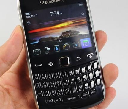 BlackBerry-Apollo